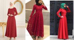 Kırmızı Elbisenin Üzerine Hangi Renk Şal Gider?