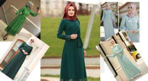 Yeşil Elbisenin Üzerine Hangi Renk Şal Gider?