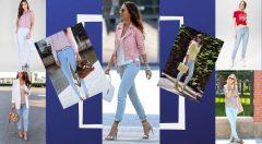 Buz Mavisi Pantolonun Üstüne Hangi Renk Gider?