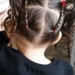 En güzel kız çocuk saç modelleri