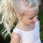 Okul için saç modelleri kolay, pratik ve hoş
