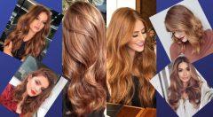 Kahve Köpüğü Saç Rengi-Nasıl Elde Edilir-Kimlere Yakışır?