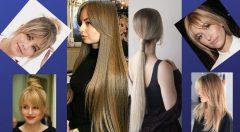 Düz Saç Modelleri İncelemesi