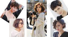 Dalgalı Kısa Saç Modelleri İle Güzelliğinizi Öne Çıkarın