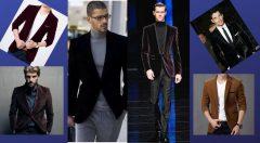 Kadife Ceket İçine Ne Giyilir Erkek