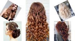 Abiye Saç Modelleri Maşa