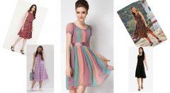 Günlük Elbise Modelleri Ve Kombinleri