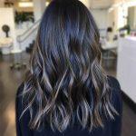 saçta doğal ışıltı
