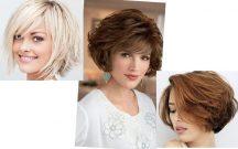 2020 Kısa Katlı Saç Modelleri