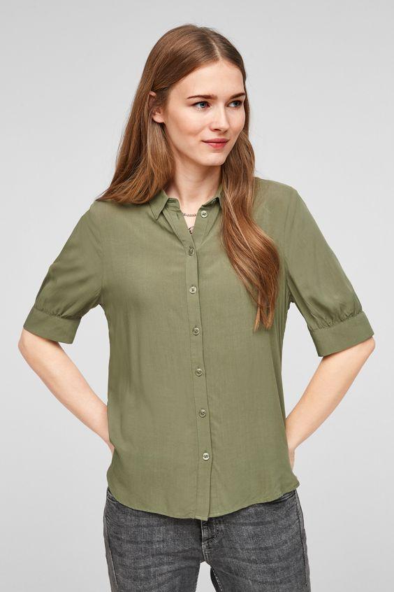 Haki yeşil gömlek altına hangi renk pantolon giyilir