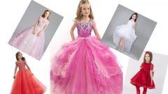 Kız Çocuk Abiye Modelleri 2021-2022