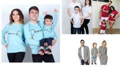 3lü Aile Kombinleri-Kız Ve Erkek Çocuk