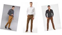 Taba Rengi Pantolon Kombinleri Erkek