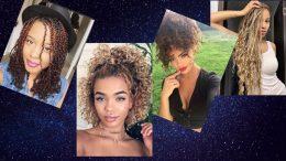 Kıvırcık Saç Modelleri Ve Şekilleri