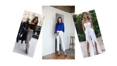Düğün İçin Şık Pantolon Bluz Kombinleri