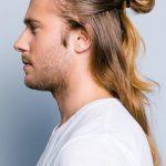 Erkek At Kuyruğu Saç Modelleri