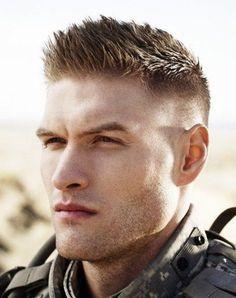 Erkek Saç Modelleri Yapımı