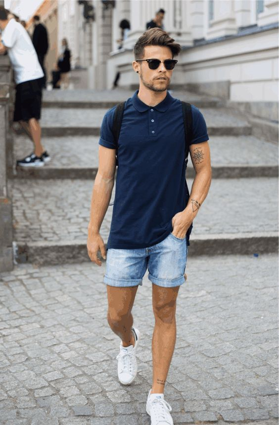 Erkek Yaz Giyim Modelleri