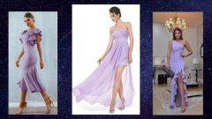Lila Elbisenin Altına Ne Renk Ayakkabı Giyilir?