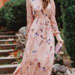Uzun elbise kombinleri