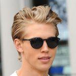 üçgen saç modelleri erkek