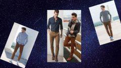 Kahverengi Pantolonun Altına Ne Renk Ayakkabı Gider Erkek