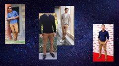 Kahverengi Pantolon Kombini Erkek