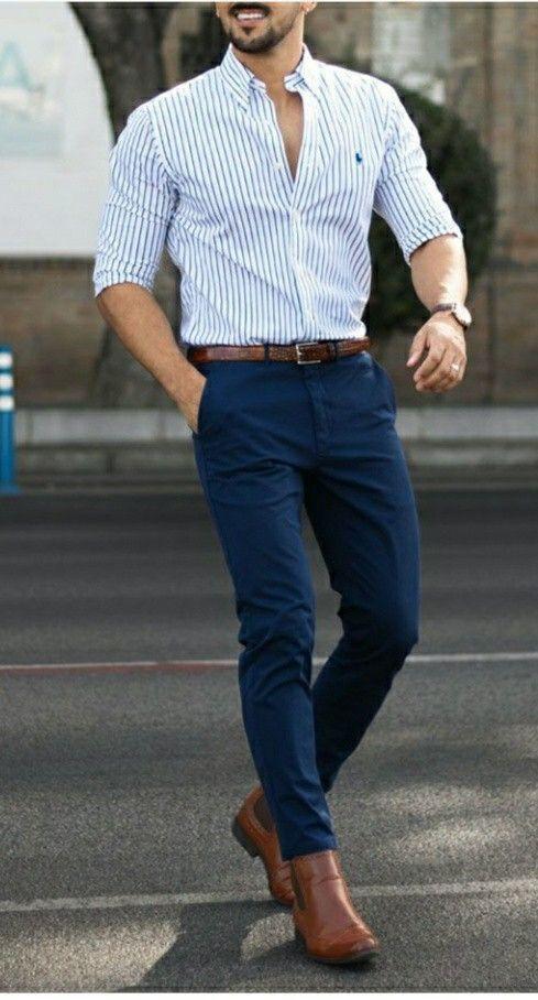 Keten pantolon gömlek kombinleri erkek