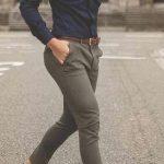Kot pantolon gömlek kombinleri erkek