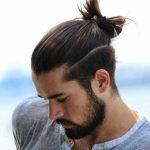 Uzun saç kime yakışır erkek