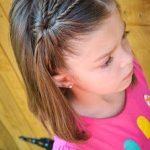 kolay saç modelleri okul için