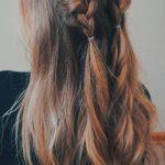 okul için saç modelleri lise