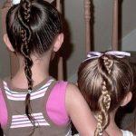 okula giderken yapılabilecek kolay saç modelleri