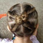 okula giderken yapılabilecek saç modelleri kolay