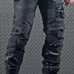 siyah kargo pantolon erkek