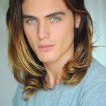 Erkekler Uzun Saç Modelleri