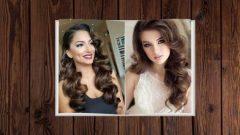 Kalın Maşa Saç Modelleri