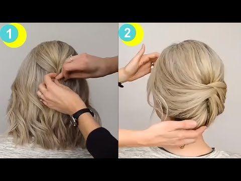 Kısa saç nasıl toplanır