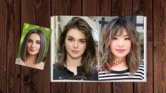 Küçük Yüzlü Kadınlar İçin Saç Modelleri