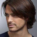 Uzun Saç Erkek Kesim Modelleri