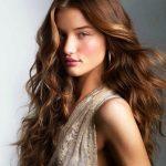 Uzun saç kesim modelleri bayan