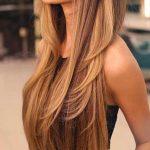 Uzun saç kesim modelleri kadın