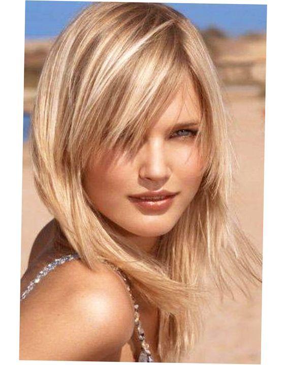 Yüz şekline göre saç kesimleri-orta boy saç hangi yüze yakışır