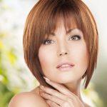 Yüz şekline uygun modern saç kesimleri