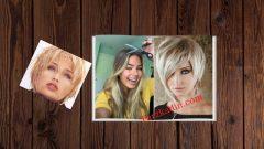 En Güzel Kadın Saç Kesim Modelleri