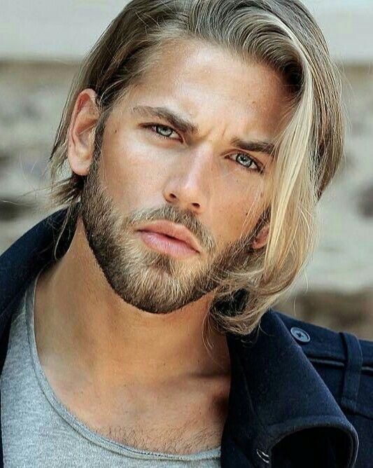 erkek saç modelleri dalgalı uzun