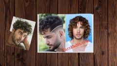 Erkek Saç Modelleri Kıvırcık Saç Tasarımları