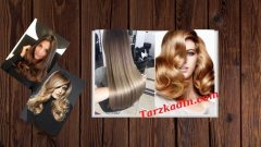 Doğal Işıltılı Saçlar