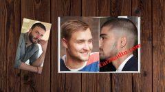 Erkek Seyrek Saç Modelleri