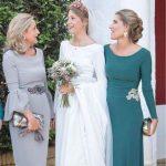 Gelin ve damat annesi düğün Kıyafetleri